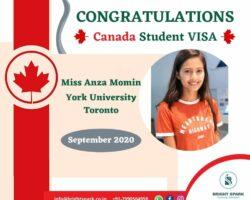 Anza Momin- Visa FB Image