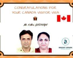 Mr and Mrs Gadhiya