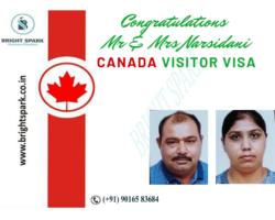 Mr and Mrs Narsidani